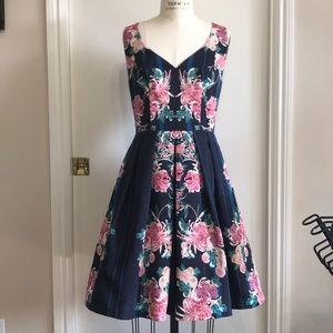 Beautiful You Fit and Flare Dress by ModCloth